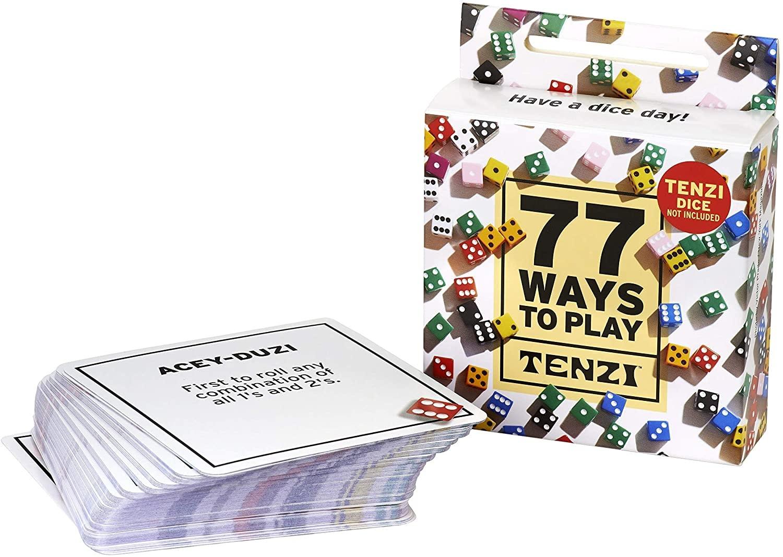 77 Ways to Play TENZI - Add-on Deck
