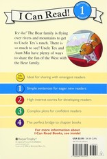 The Berenstain Bears Out West - I Can Read (Level 1)