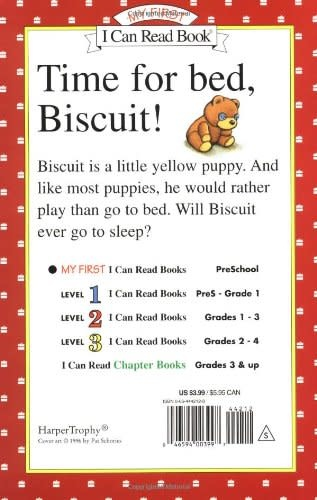 Biscuit - I Can Read Anniversary Edition - (My First)