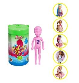 Barbie Color Reveal Chelsea Dolls - Assorted