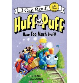 Huff And Puff Have Too Much Stuff - I Can Read (My First)