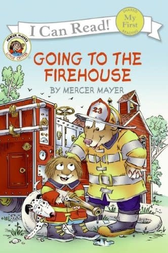 Little Critter: Going To The Firehouse - I Can Read (My First)
