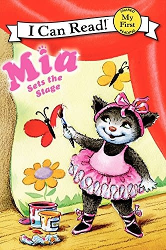 Mia Sets the Stage - I Can Read (My First)