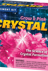 Grow a Pink Crystal by Thames & Kosmos
