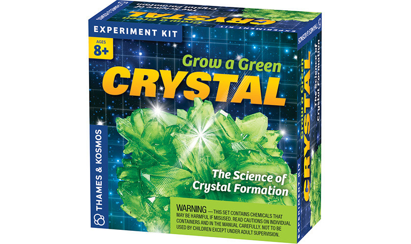 Grow a Green Crystal by Thames & Kosmos