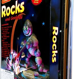 Science Wiz Rocks & Geology by Science Wiz