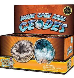 2-pc Geode Kit by Discover with Dr. Cool