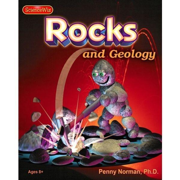 Science Wiz Rocks & Geology by Science Wiz