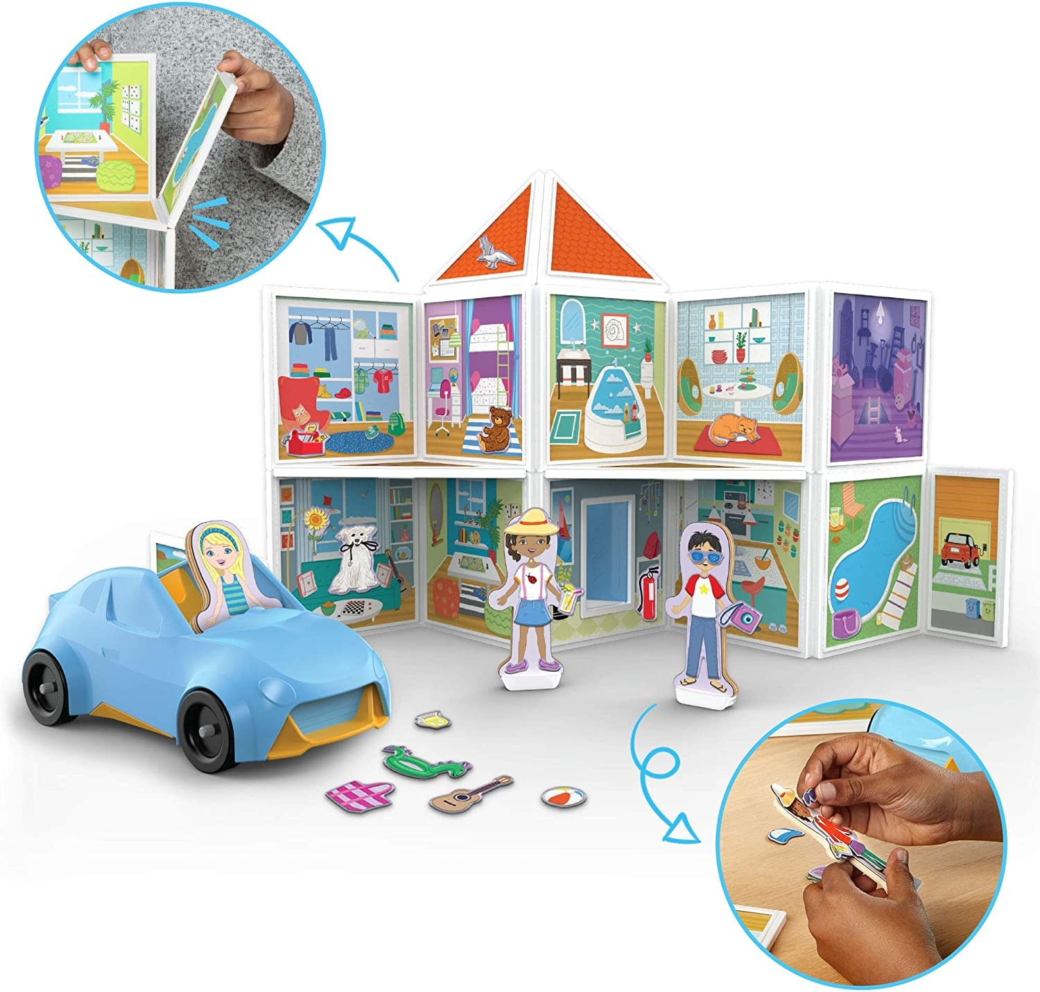 Magnetivity Our House Set by Melissa & Doug