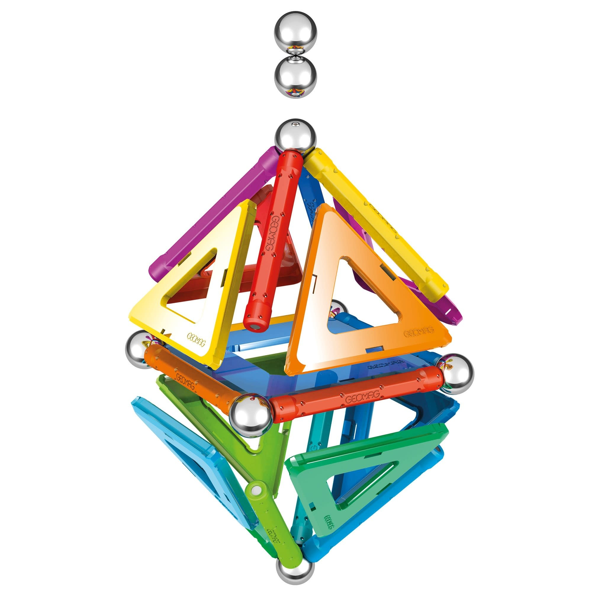 Geomag Rainbow 32-piece Set