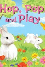 Hop, Pop, and Play Board Book