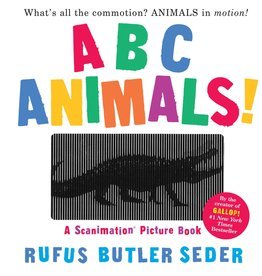 ABC Animals! A Scantimation Picture Book