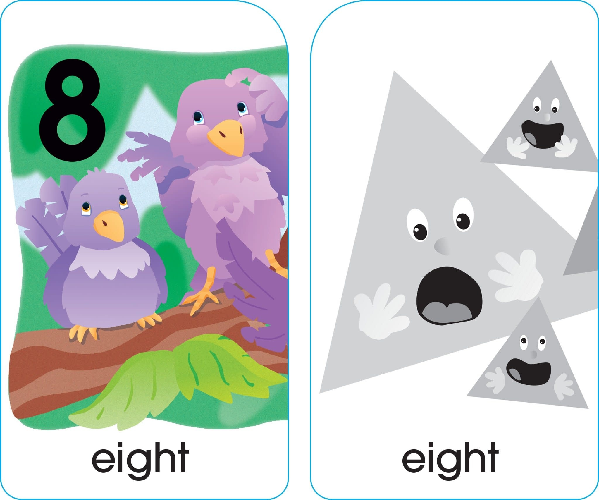 Flash Cards: Numbers, Colors & Shapes by School Zone Publishing