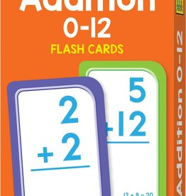 Flash Cards: Addition by School Zone Publishing
