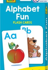 Flash Cards: Alphabet Fun by School Zone Publishing
