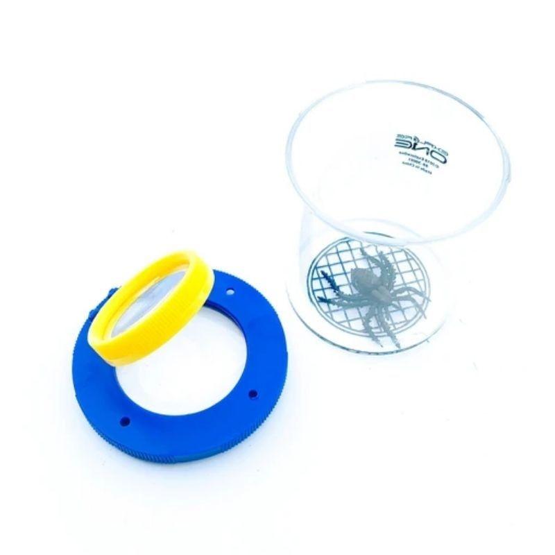 Magnifier Habitat Jar by Explore Scientific