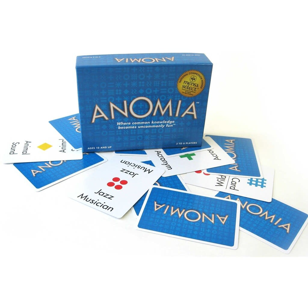 Anomia Card Game by Everest