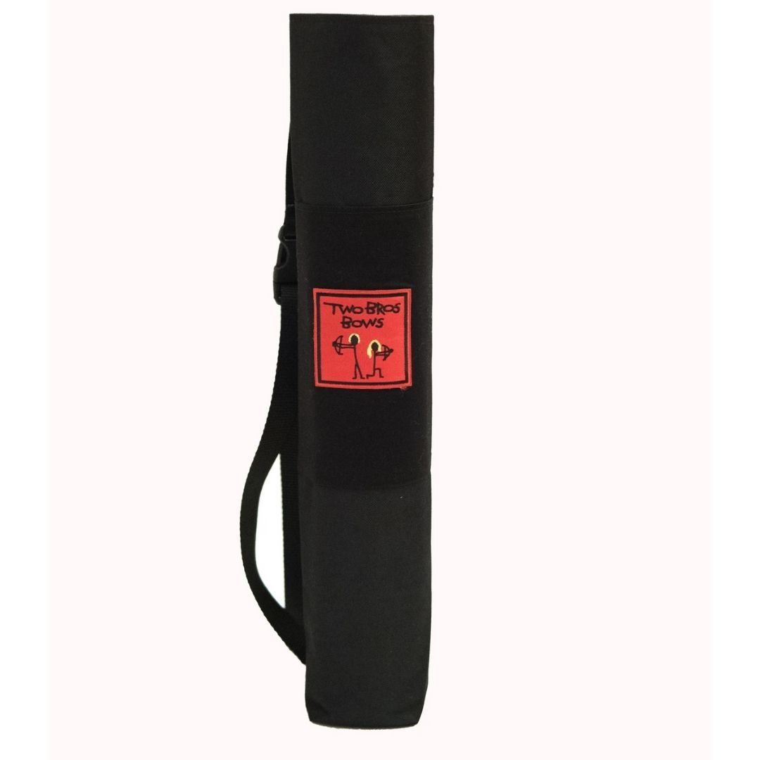 Two Bros Bows Two Bros Bows Quiver Bag - Black