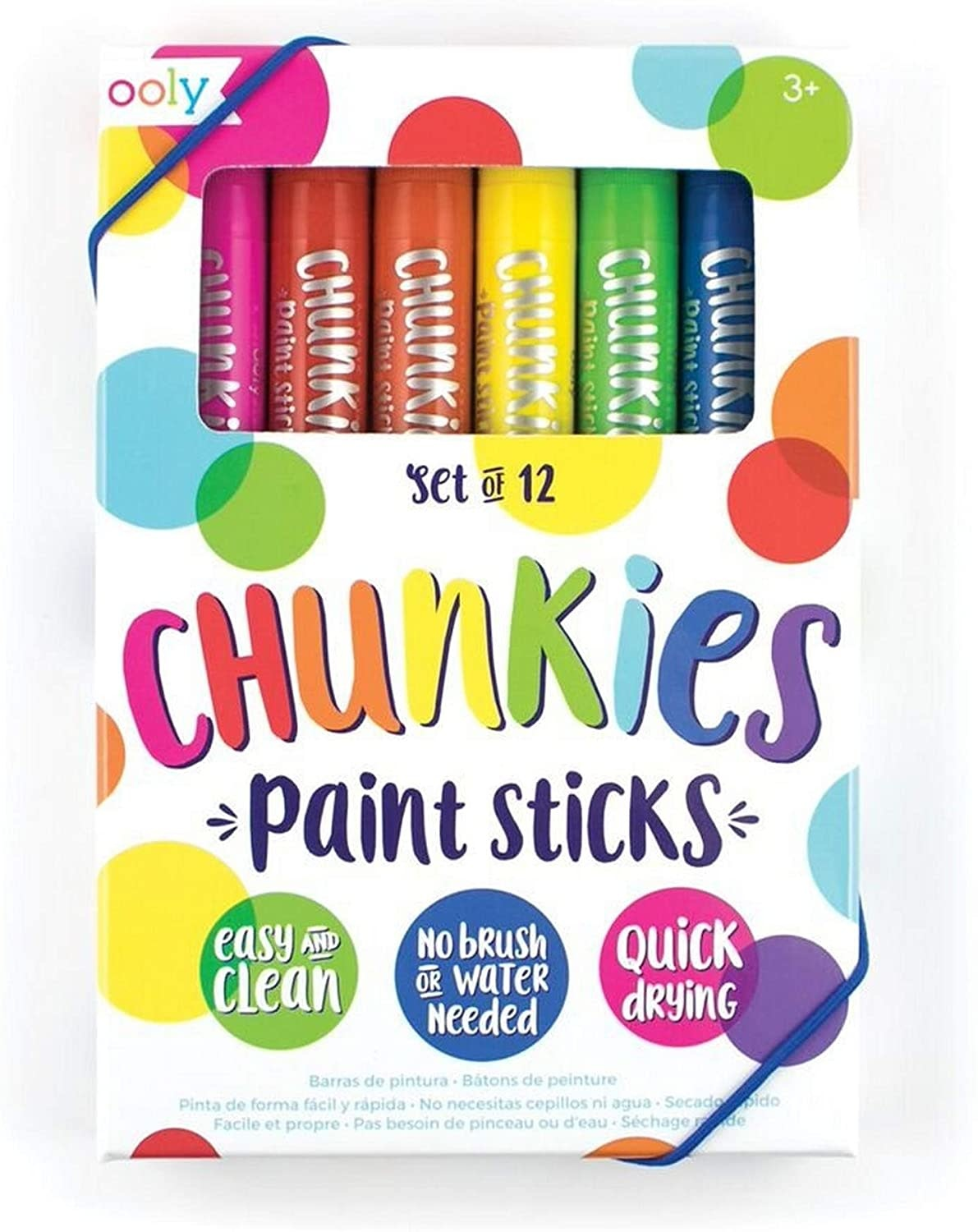 Chunkies Paint Sticks by Ooly