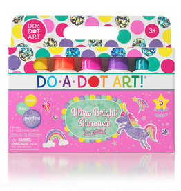 Do-A-Dot 5-Pack Ultra Bright Shimmer Markers