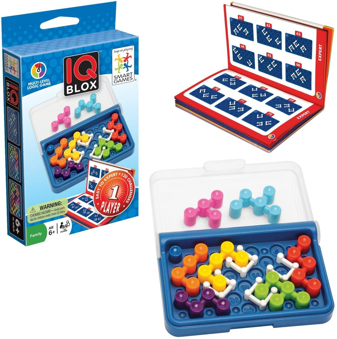 IQ Blox by Smart Games