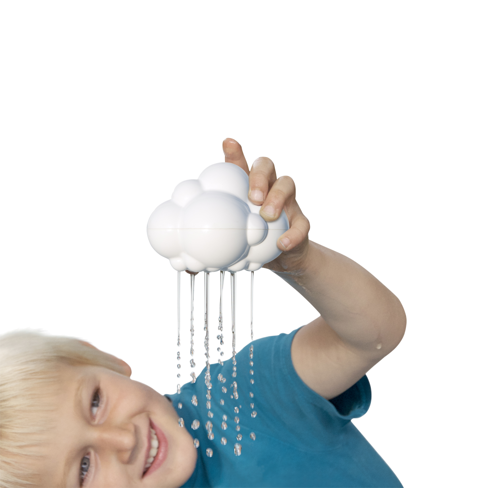 Plui Weather Set Bath Toy by MOLUK