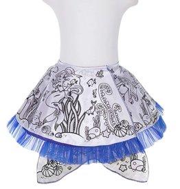 Mermaid Color-A-Skirt by Great Pretenders