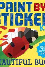 Paint by Sticker Kids Workbook - Beautiful Bugs