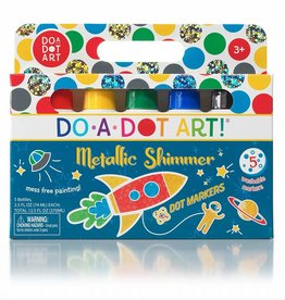 Do A Dot Do-A-Dot 5 Pack Metallic Shimmer Markers