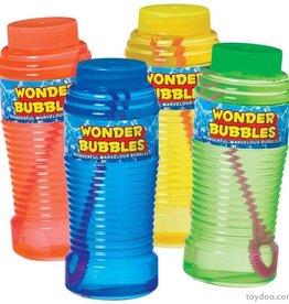 Wonder Bubbles 8 oz Bottle