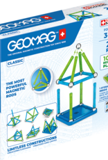 Geomag Classic 25-pc Set - Green Collection