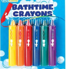 Bathtime Crayons by Toysmith