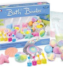 Bath Bombs Kit by Sentosphere