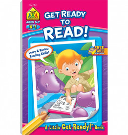 Get Ready to Read Workbook by School Zone