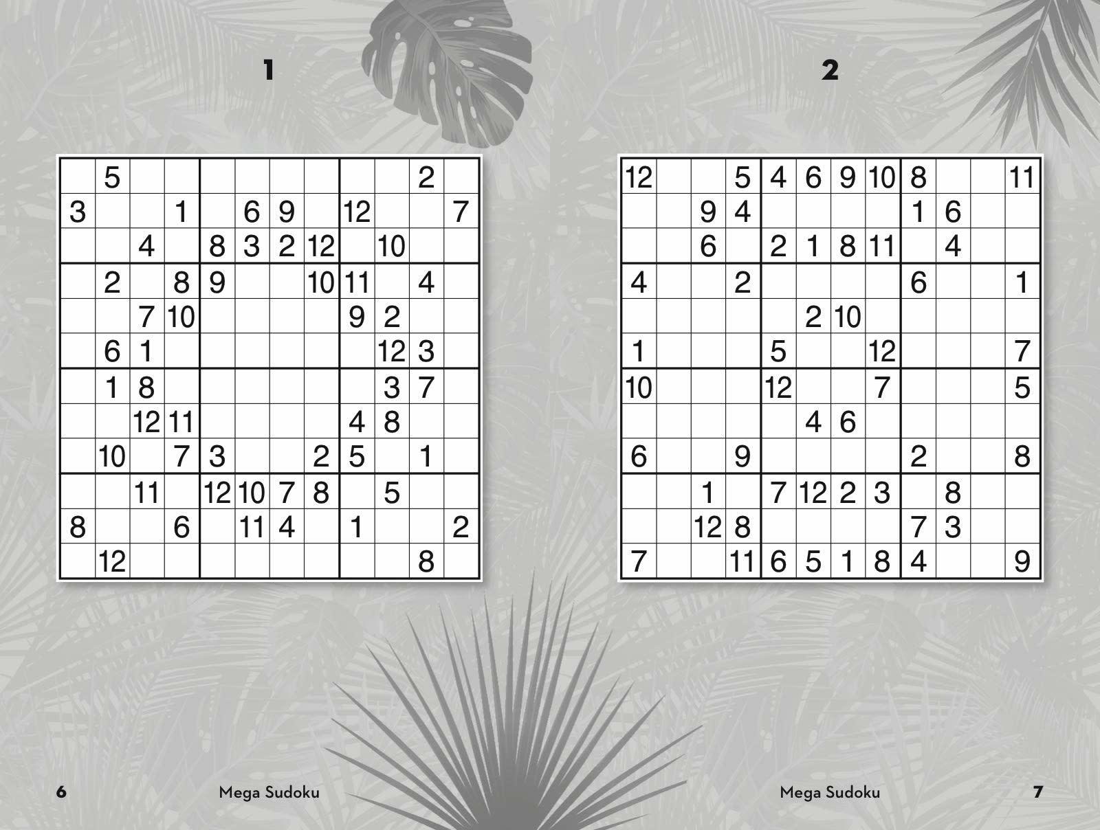 Wild Sudoku Variants Paperback Book