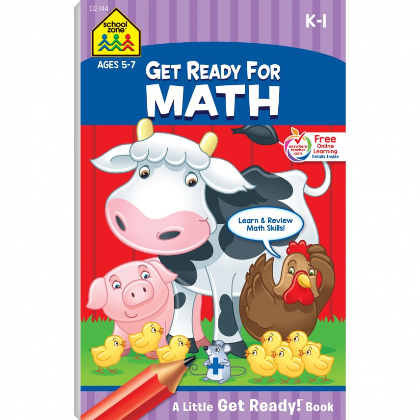 Get Ready for Math by School Zone