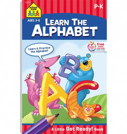 Get Ready to Learn the Alphabet by School Zone