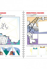 Preschool Write & Reuse Workbook by School Zone