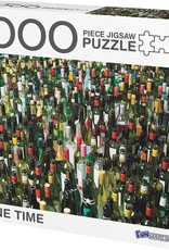 Wine Time 1000-pc Puzzle by FunWares