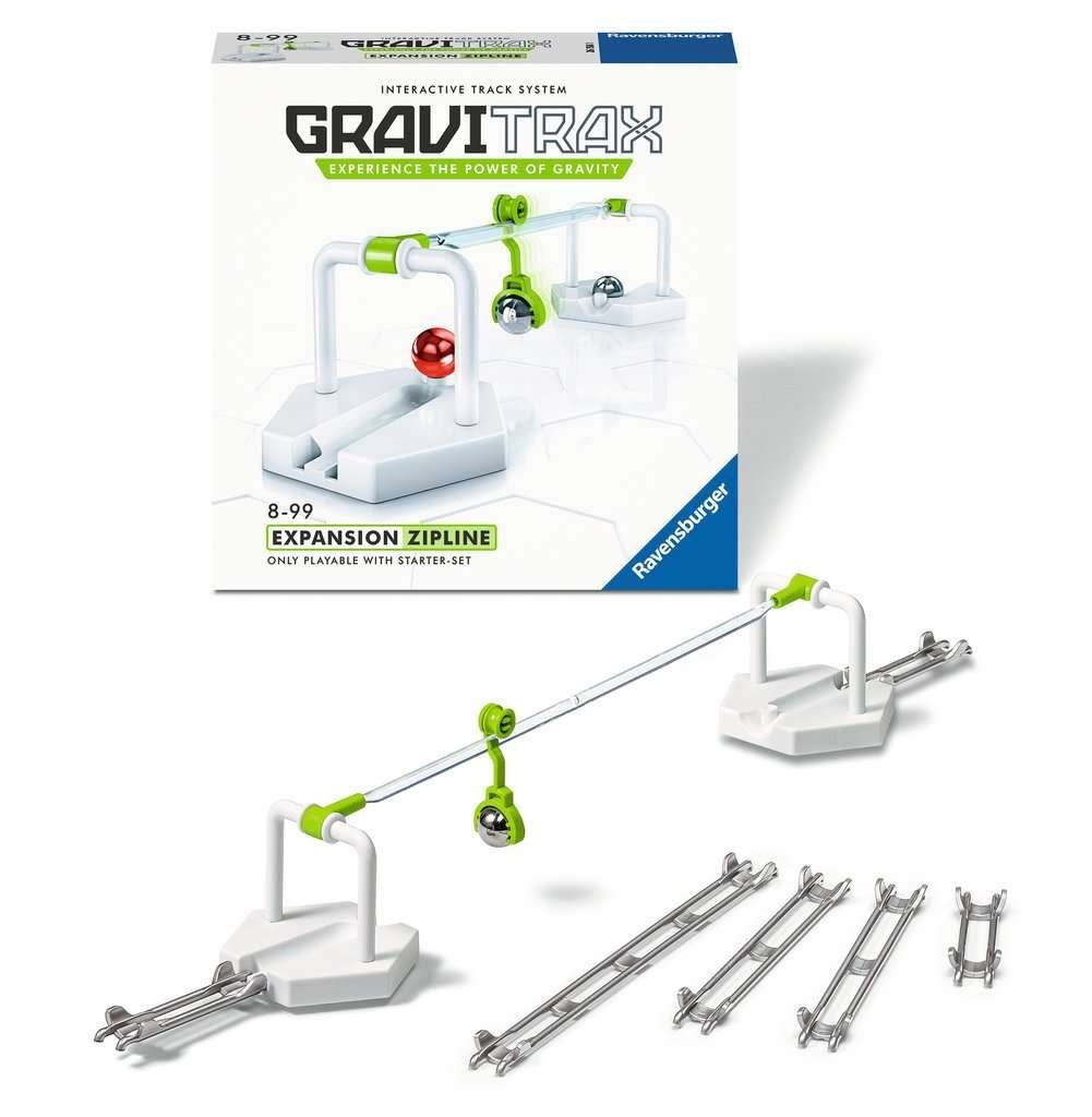 Expansion Zipline by Gravitrax