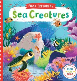 First Explorers Sea Creatures Board Book