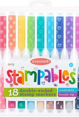 Stampables Stamp Markers by Ooly