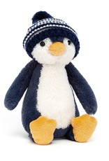 Bashful Penguin Bobble Hat - Assorted