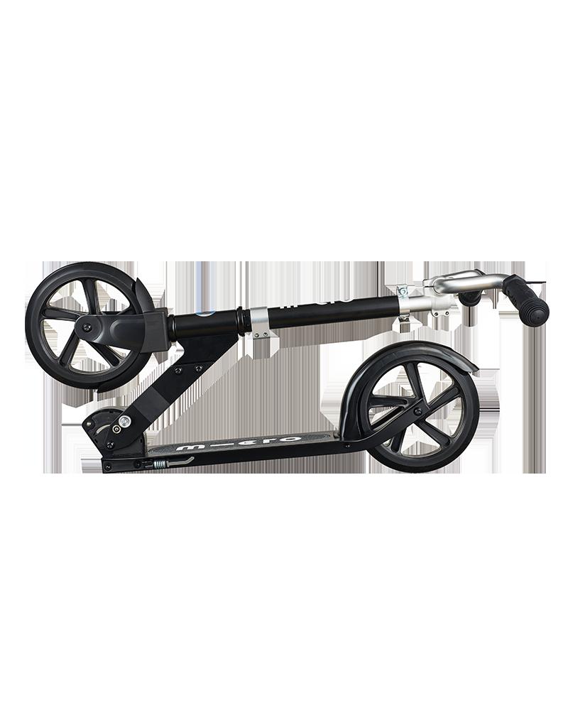 Micro Cruiser in Black by Kickboard