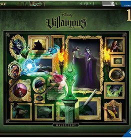 Disney Villainous Maleficient 1000-pc Puzzle by Ravensburger