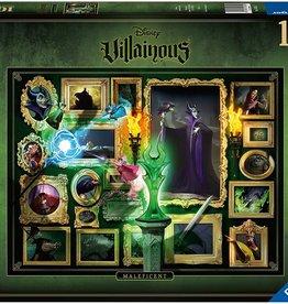 Disney Villainous Maleficient 1000-piece Puzzle by Ravensburger