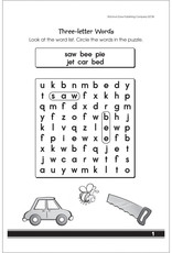 My First Word Searches Busy Book by School Zone