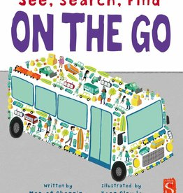 See, Search, Find  On The Go Board Book