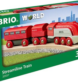 Streamline Train by BRIO