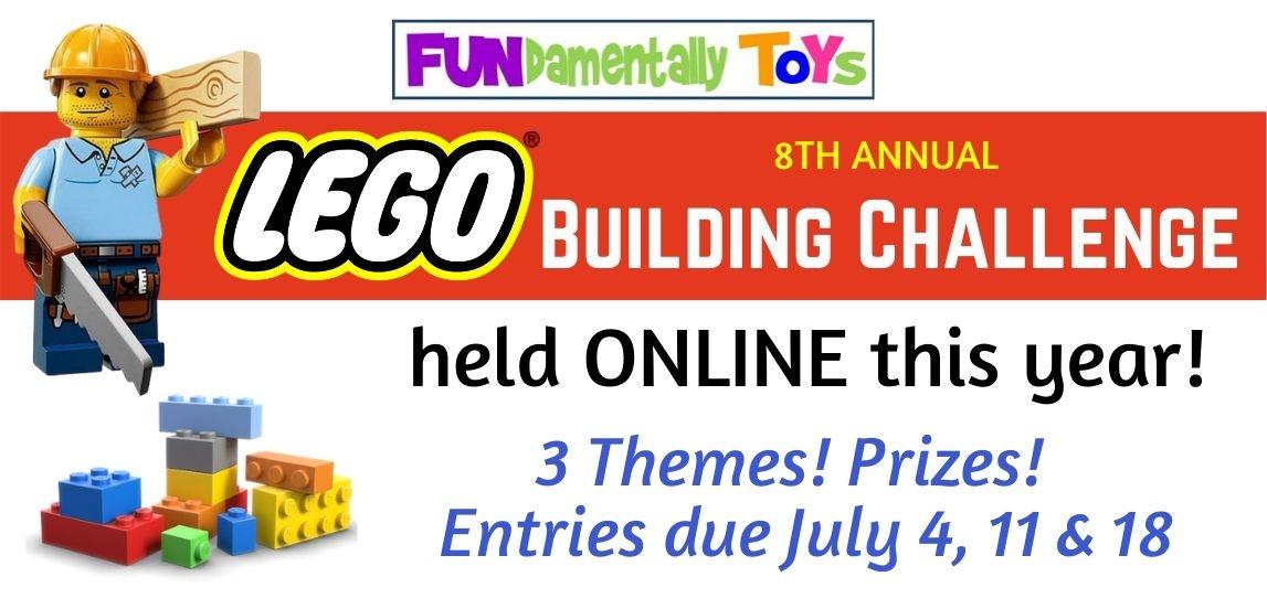 8th Annual LEGO Building Contest 2020